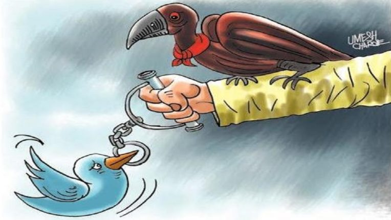 ट्विटरचा लगाम कसला; आता ट्विटर भारतात राहणार की, काढता पाय घेणार?