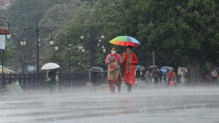 हवामान खात्याचा सतर्कतेचा इशारा; राज्यात येत्या 5 दिवसांत मुसळधार पावसाचा अंदाज