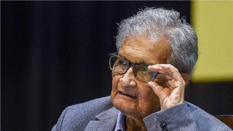 अर्थशास्त्रज्ञ डॉ. अमर्त्य यांच्या 'त्या' टिकेला भाजपानं दिलं प्रत्युत्तर, काय म्हणाले ?