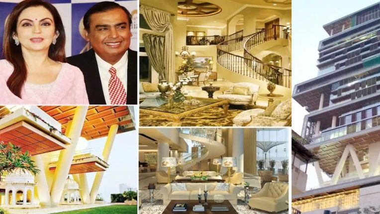 Luxurious and most expensive; Ambani's second most expensive residence in the 'Antilia' world