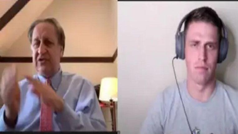 Live मुलाखतीसाठी AMC चे CEO पँटशिवाय बसले, पुढे काय घडलं ? : वाचा सविस्तर