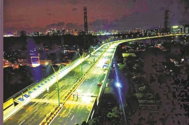 BKC-C link flyover to open; The work is almost complete