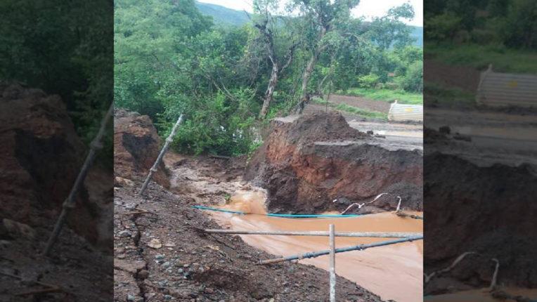 bridge collapsed in satara