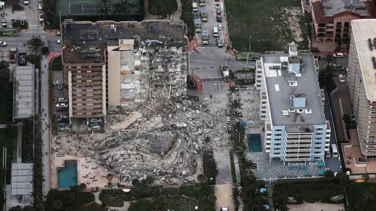 building collapsed in florida