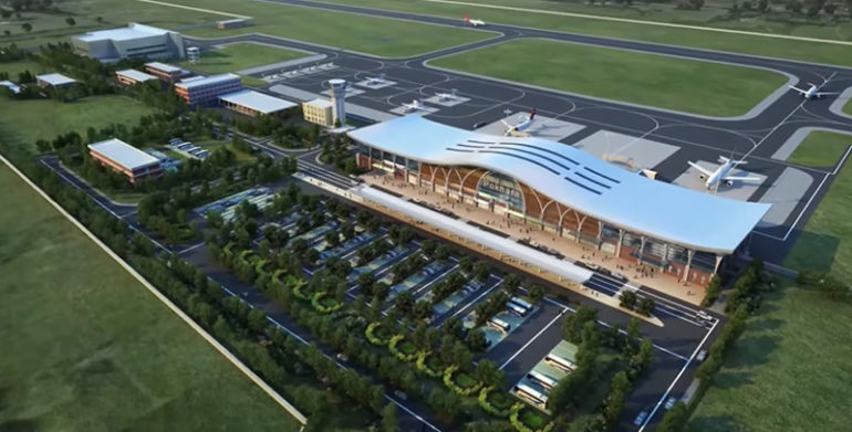 China is building two airports in Nepal; Trying to confuse India