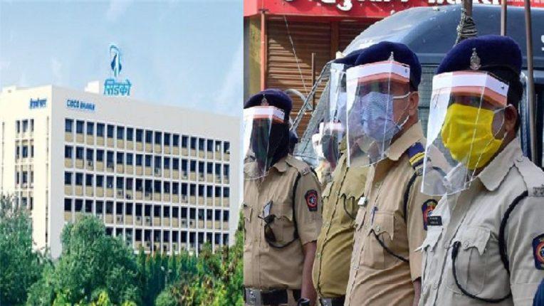 सिडकोवर उद्या भव्य मोर्चा, पोलिसांचा मोठा बंदोबस्त तैनात, ५ हजार पोलीस कर्मचारी नवी मुंबईत धडकले