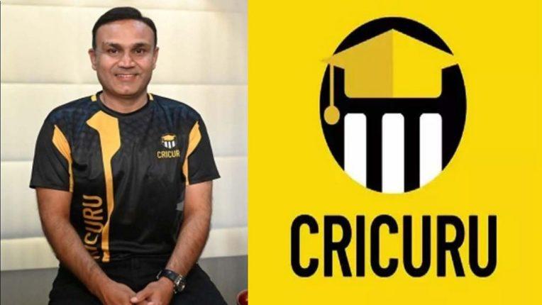 प्रख्यात क्रिकेटर विरेंदर सेहवागच्या हस्ते भारतीय क्रिकेटसाठी पहिले एक्स्पेरिएन्शियल लर्निंग ॲप 'क्रिकुरू' लाँच