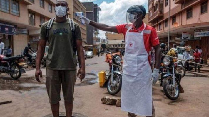 टोकियोमध्ये दाखल झालेल्या युगांडाच्या खेळाडूला कोरोनाचा संसर्ग