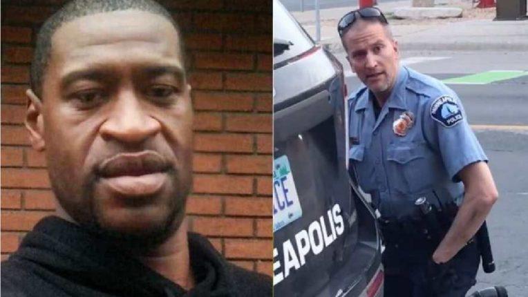 अमेरिकेतील बहुचर्चित जॉर्ज फ्लॉईड प्रकरणाचा अखेर निकाल, दोषी पोलीस अधिकारी डेरेक शॉविनला २२ वर्षांचा कारावास