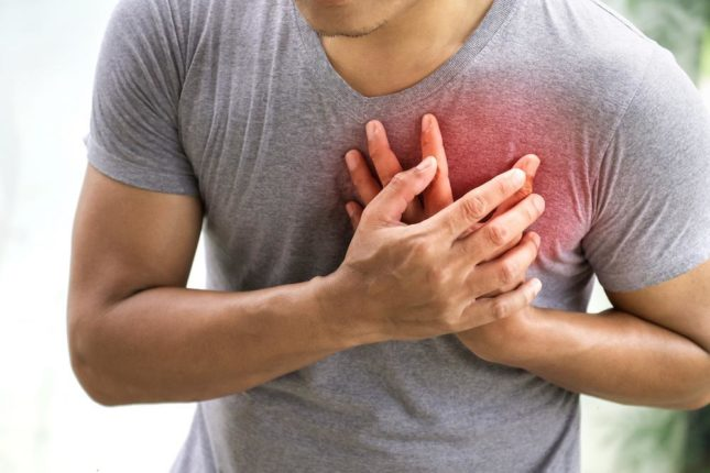 Increased risk of heart attack in December; Revealed in research