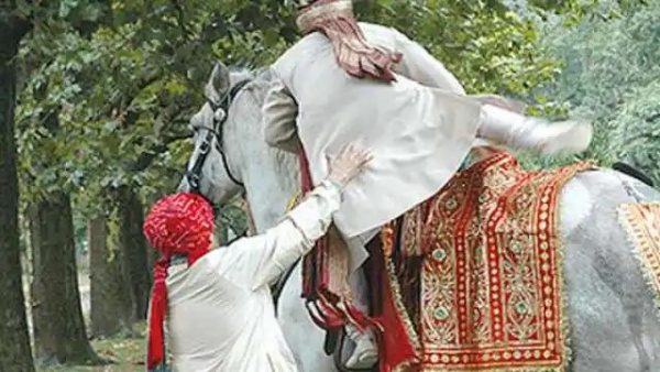 What happened at a wedding in Shahjahanpur, Uttar Pradesh, that caused the bride break up their marriage?