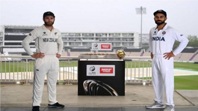 भारत आणि न्यूझीलंडच्या संघांमध्ये वर्ल्ड टेस्ट चॅम्पियनशिपचा अंतिम सामना आजपासून सुरु, साऊथॅम्प्टनमध्ये पाऊस ; पहिलं सेशनही रद्द