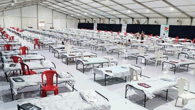मुंबईतील कोरोनाची स्थिती आटोक्यात, ३० हजार बेडपैकी २९५०० बेड रिक्त -२२५५ सक्रिय रुग्ण