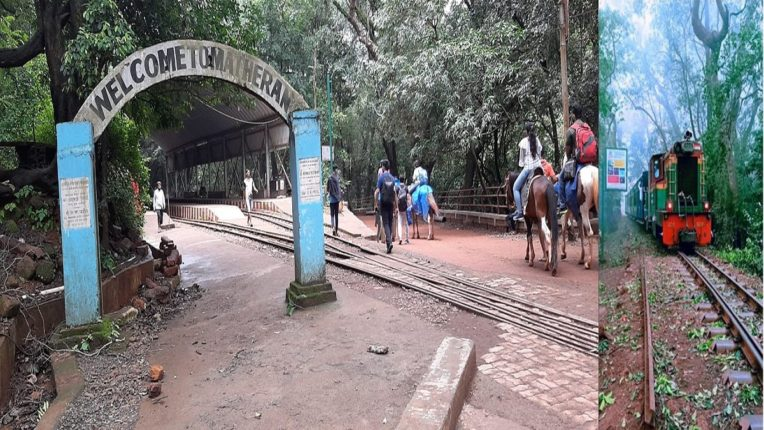 Matheran, Fort Raigad also open to tourists; 2462 tourists in two days