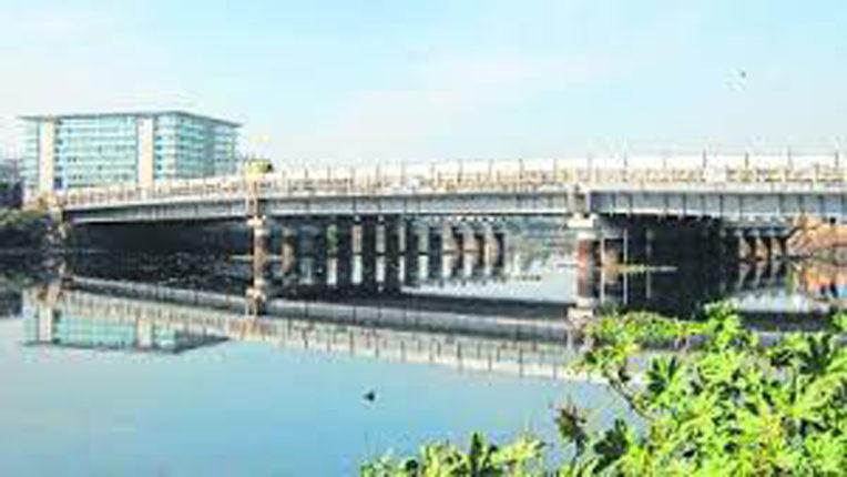 mithi river bridge