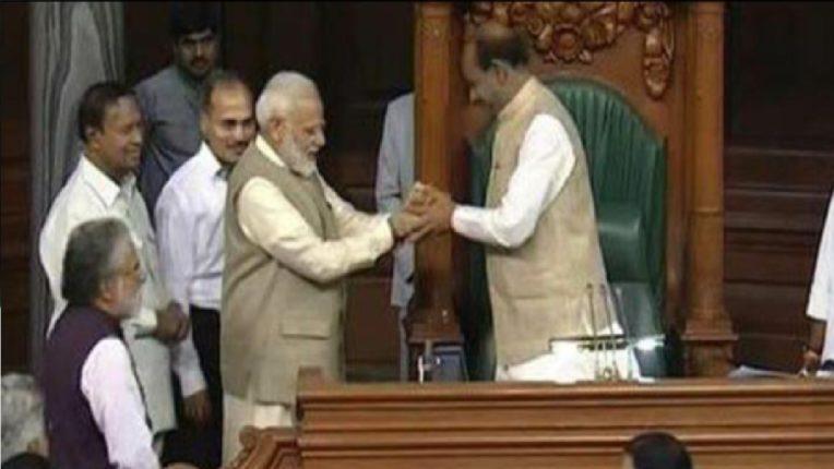 पंतप्रधान नरेंद्र मोदी यांनी ट्विट करून लोकसभा अध्यक्ष ओम बिर्ला यांच्या कार्याचं केलं कौतुक , म्हणाले…