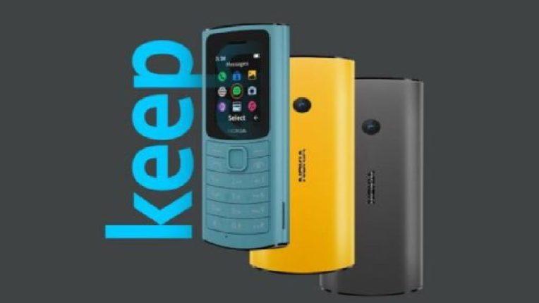 नोकियाने लाँच केले दोन नवीन 4G फिचर फोन ; जियोफोनला देतील का टक्कर?