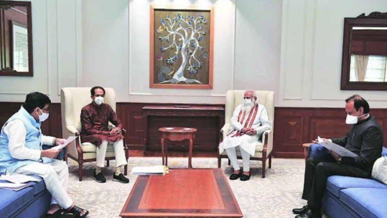 पीएम नरेंद्र मोदी आणि मुख्यमंत्री उद्धव ठाकरे यांच्या दिल्ली भेटीवर संजय राऊतांचं खास भाष्य, म्हणाले…