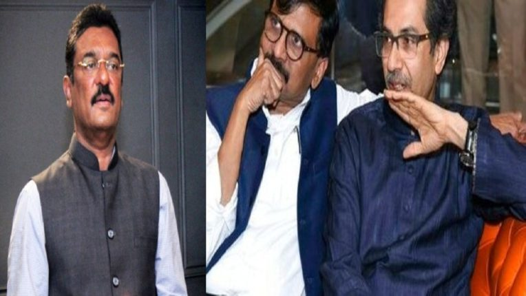 Sanjay Raut discusses with Chief Minister Uddhav Thackeray; 'Action' on Sarnaiks soon!