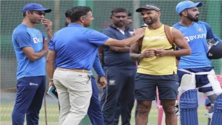 राहुल द्रविड टीम इंडियाचा मुख्य प्रशिक्षक, 'या' खेळाडूवर सोपावली नेतृत्वाची जबाबदारी