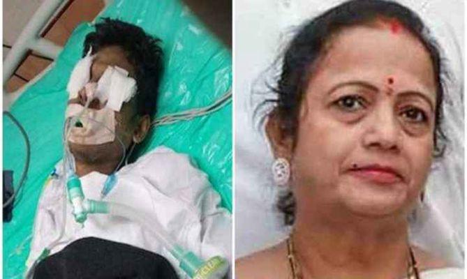 In the ICU, the patient's eye was bitten by a rat; Mayor Kishori Pednekar says ...