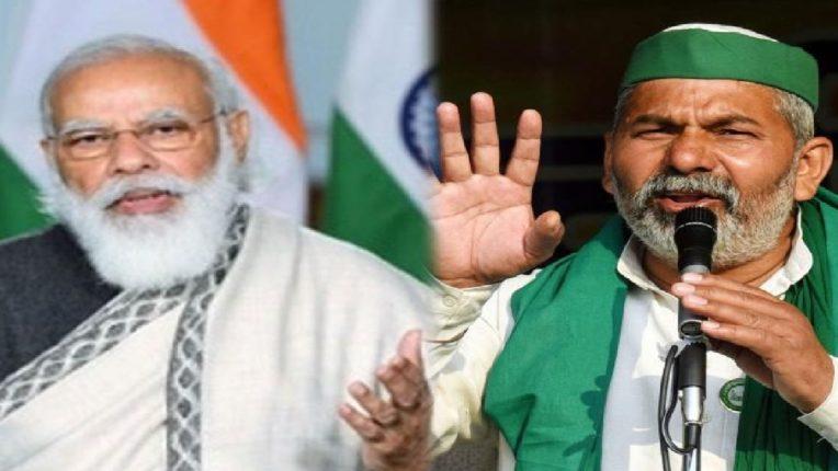 जम्मू-काश्मीरमधून अनुच्छेद ३७० हटवले गेले हे चांगलेच झाले : राकेश टिकैत