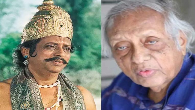 'रामायण'मधील 'आर्य सुमंत' यांचे निधन, या बॉलिवूड चित्रपटांमध्येही केलं होतं काम!