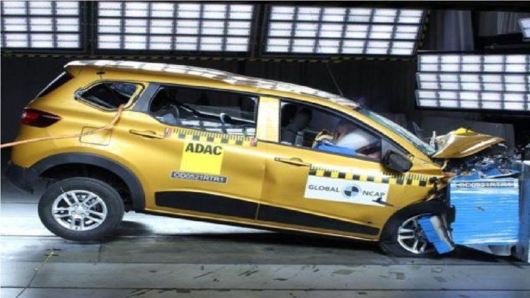 देशातील सर्वात स्वस्त 7 सीटर कारची Global NCAP ने घेतली टेस्ट