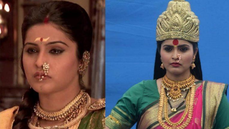 'म्हाळसानंतर' अभिनेत्री सुरभी हांडे पुन्हा एकदा 'गाथा नवनाथांची' मालिकेत देवीरूपात!