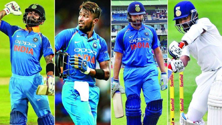 बीसीसीआयच्या पगारापेक्षा ब्रँड्समधून अधिक कमावतात भारताचे क्रिकेटपटू, कसं ते जाणून घ्या