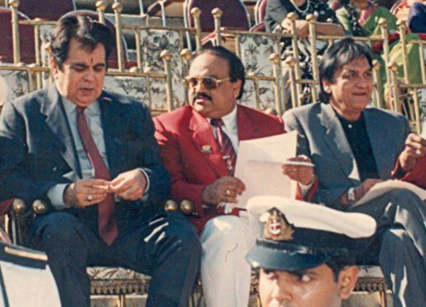 दिलीप कुमार यांच्या निधनाने भारतीय चित्रपट सृष्टीतील 'महानायक' हरपला – छगन भुजबळ