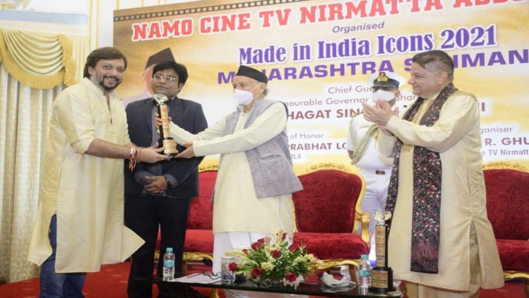 अक्षय बर्दापूरकरांचा 'महाराष्ट्र सन्मान' पुरस्काराने गौरव!