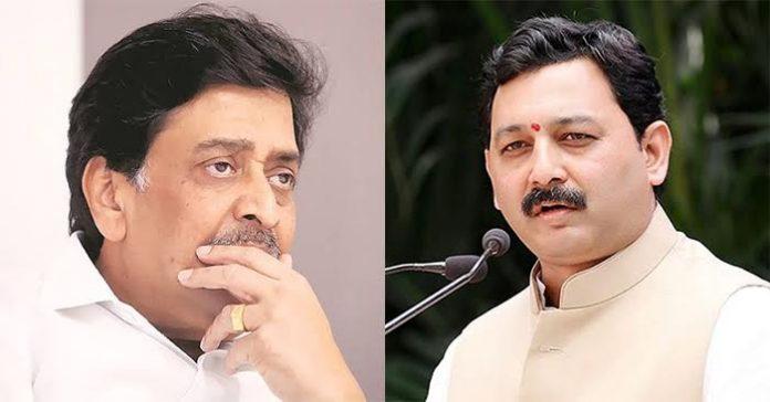 Calling for restraint to the Maratha agitators giving reasons for Corona and on the other hand ... Sambhaji Raje's question to Ashok Chavan