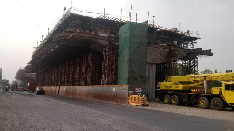घाटकोपर-मानखुर्दला जोडणाऱ्या उड्डाण पुलाला छत्रपती शिवाजी महाराज यांचेच नांव प्रस्ताव मंजूर
