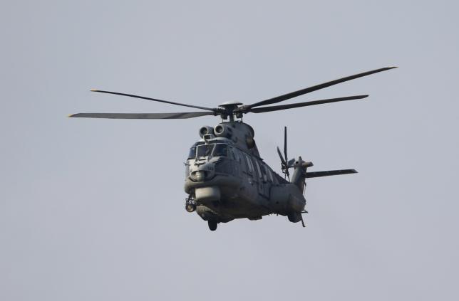 मुख्यमंत्र्यांच्या हेलिकॉप्टरचा कोयनानगरमधून रिव्हर्स गेअर