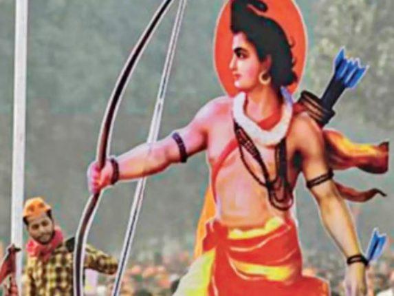 रामाच्या चरणी कम्युनिष्ट, उजवे आणि RSS ला आव्हान देण्याची तयारी