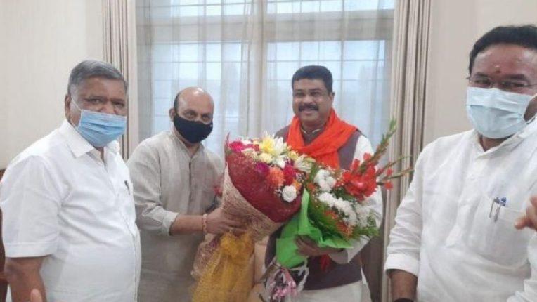 कर्नाटकात गृहमंत्र्यांना मिळाली बढती, बसवराज बोम्मई नवे मुख्यमंत्री ; आज होणार शपथविधी