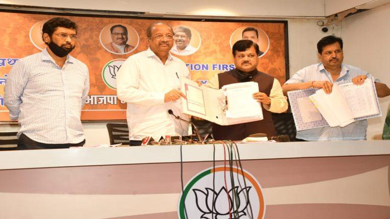 Implement the Slum Rehabilitation Act 2017; Demand of BJP leaders
