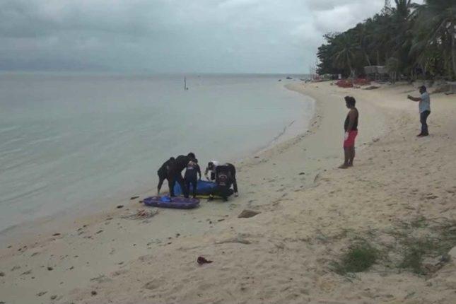 वेळास समुद्र किनाऱ्यावर अज्ञात पुरुषाचे शव, बाणकोट सागरी पोलिसांनी घेतले ताब्यात