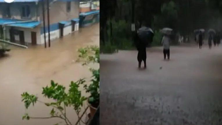 महापुराचा फटका बसल्यानंतर कोकणामध्ये पुन्हा मुसळधार पावसाची शक्यता; हवामान विभागाचा इशारा