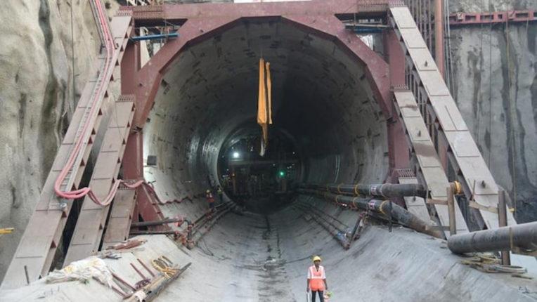coastal road tunnel
