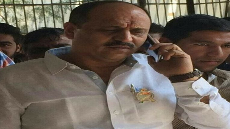 Demand for Mocca action against NCP corporator Dabbu Aswani and his associates