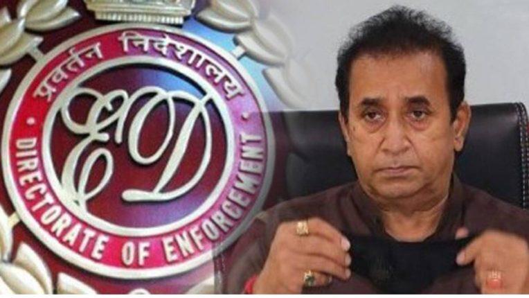 माजी गृहमंत्री अनिल देशमुखांच्या निवासस्थानी सक्तवसुली संचालनालयाचे पुन्हा छापे
