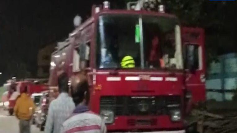 भारत केमिकल्स कारखान्यात भीषण स्फोट, ५ जण जखमी, आगीवर नियंत्रण मिळवण्यात यश; जाणून घ्या सविस्तर