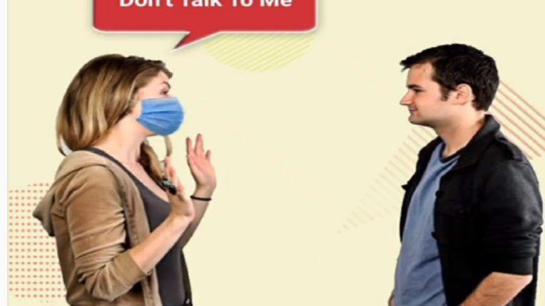 ए, सोना माझ्याशी असं बोलू नको ना? मुंबई पोलिसांनी मजेशीर पोस्टच्या माध्यमातून सांगितले मास्कचे महत्त्व