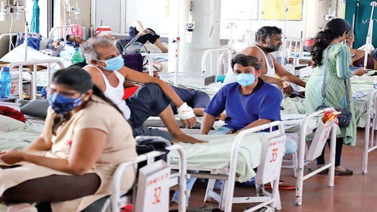 काळजी घ्या! अन्यथा…मुंबईत साथीच्या आजारांमध्ये होतेय वाढ