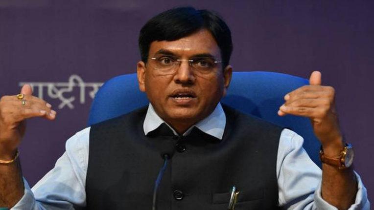 health minister mansukh mandviya