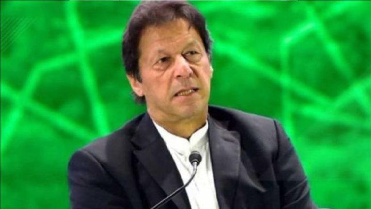 काश्मीरच्या नागरिकांना पाकिस्तानात यायचं आहे की, स्वतंत्र व्हायचं आहे, हे त्यांना ठरवू देऊ : इम्रान खान