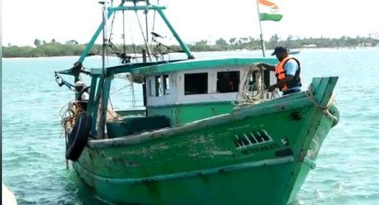 Indian fisherman found in Pakistani jail in Corona's wreckage; 557 Corona to fishermen