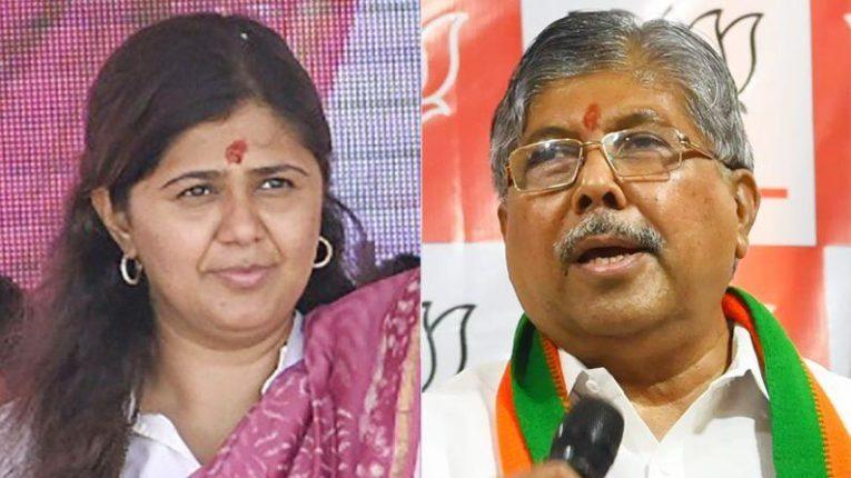 Pankaja Munde will never think of rebellion, says BJP state president Chandrakant Patil